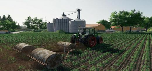 Photo of FS19 – Concrete Rollers Pack V1.1