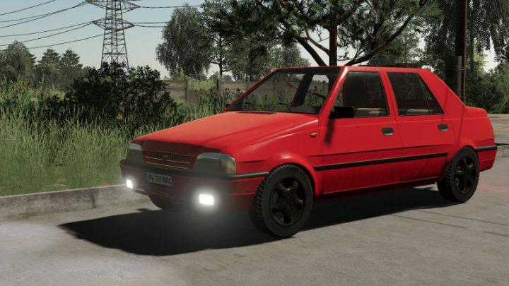 FS19 - Dacia Super Nova V1