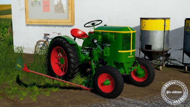 FS19 - Deutz F1L514 V1
