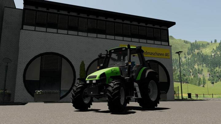FS19 - Deutz-Fahr Agrotron Mk3 Series V1