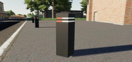 Photo of FS19 – Dutch Traffic Pole V1