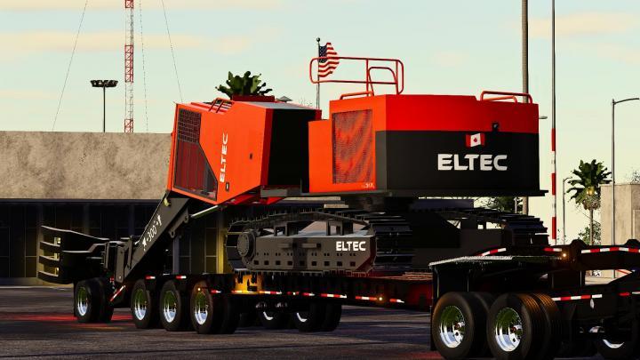 FS19 - Eltec Ll317L V1