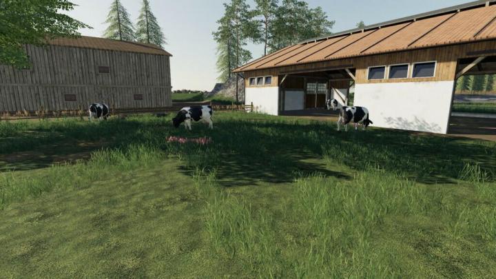 FS19 - Farming Legend Map V2