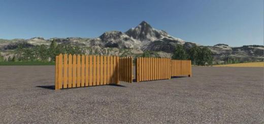 Photo of FS19 – Fence Pack V1