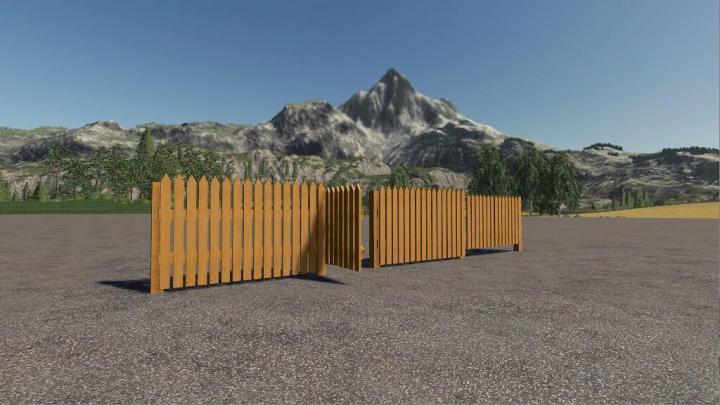FS19 - Fence Pack V1