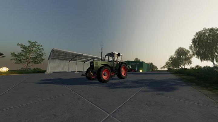 FS19 - Fendt Farmer 310-312 Lsa Turbomatik V1.4.1