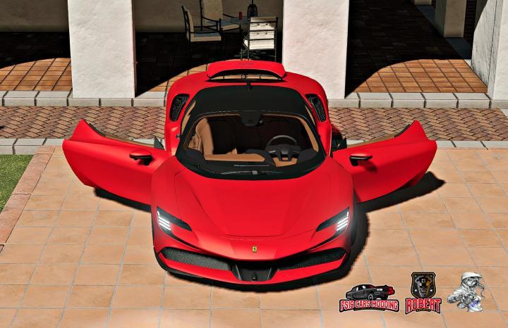 FS19 - Ferrari Sf90 Stradale 2020 V1