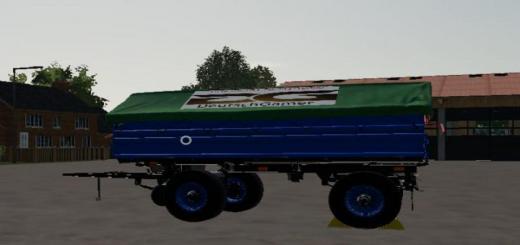Photo of FS19 – Fordschritt Hw80 Von Dg V1.4