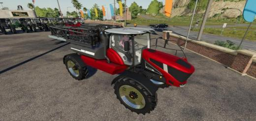 Photo of FS19 – Horsch Leeb Pt350 Sprayer With Section Control V2.1