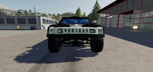Photo of FS19 – Hummer H3 Dakar V2