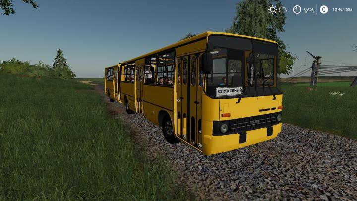 FS19 - Ikarus - 280 Service V2