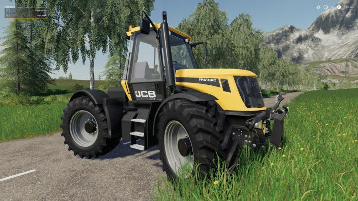 FS19 - Jcb Fastrac 2000 Series V1