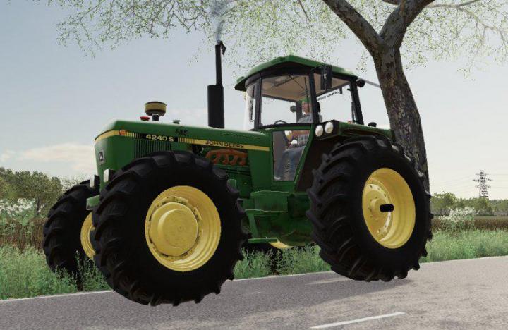 FS19 - John Deere 4240 S V1