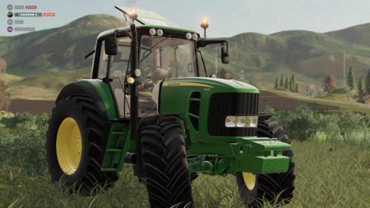 FS19 - John Deere 6030 Premium 6 Cyl V2