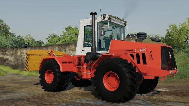 FS19 - K744R2 V1