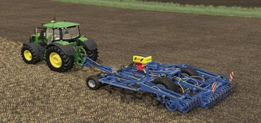 Photo of FS19 – Kockerling Vector 460/620 V1.1