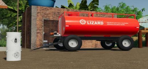 Photo of FS19 – Lizard Ct 6500 V1.0.2.2