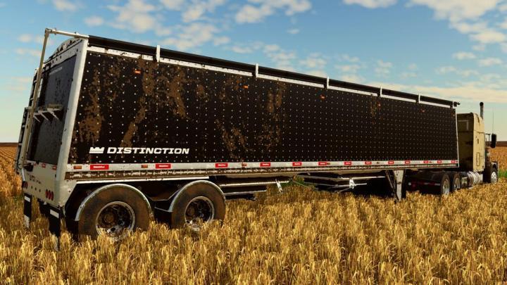 FS19 - Lodeking Distinction Tandem V1