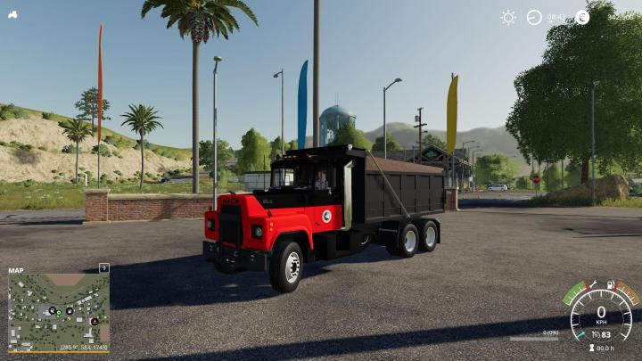 FS19 - Mack R Dump Truck V1