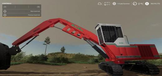 Photo of FS19 – Madill 2850C V1