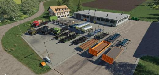 Photo of FS19 – Man Transport Pack V1.1
