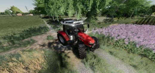 Photo of FS19 – Massey Ferguson 5700S V1