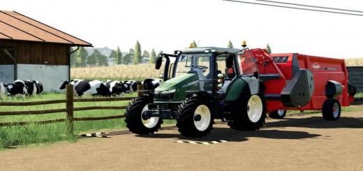 Photo of FS19 – Massey-Ferguson 5700S V2.1