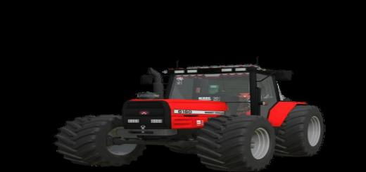 Photo of FS19 – Massey Ferguson 6120 V1