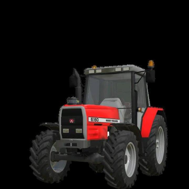 FS19 - Massey Ferguson 61Xx V1
