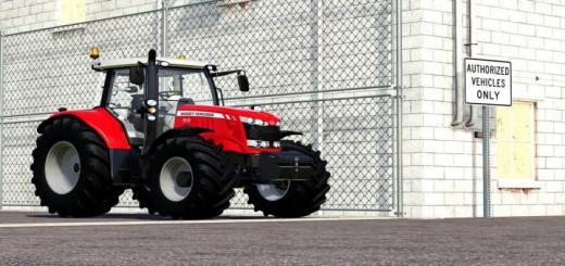 Photo of FS19 – Massey-Ferguson 7600 Tractor V1