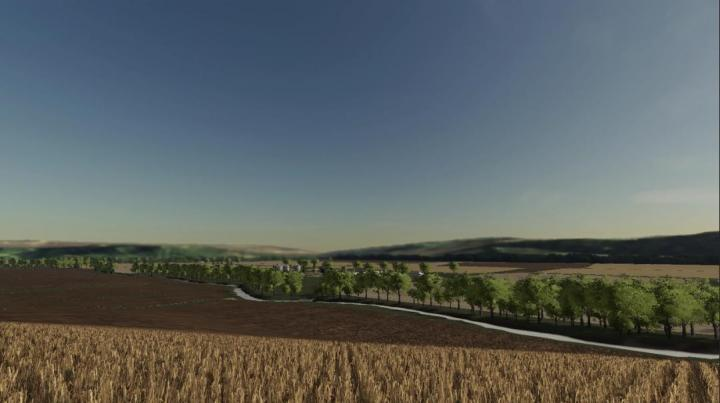 FS19 - Modern American Farming Map Beta