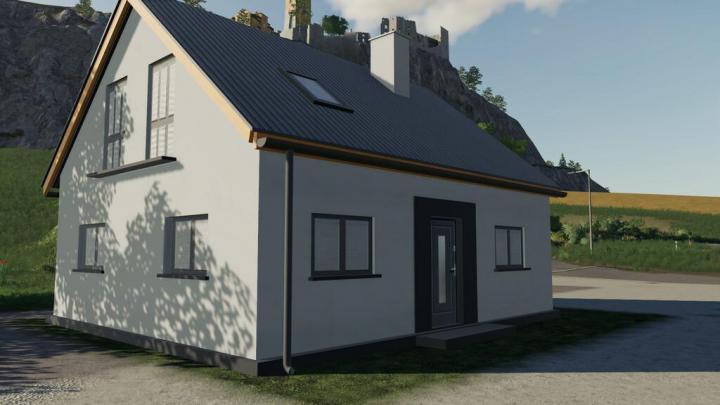 FS19 - Modern Polish House V1