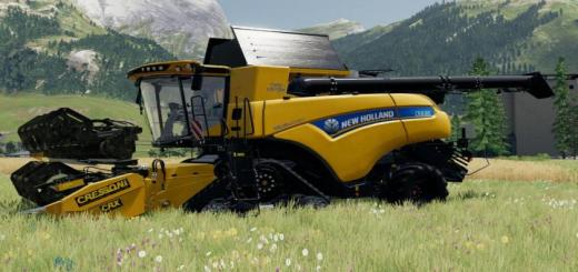 Photo of FS19 – New Holland Cr 6.90 V1.3