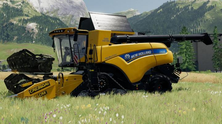 FS19 - New Holland Cr 6.90 V1.3
