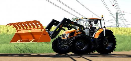 Photo of FS19 – New Holland T5 Utility Series V1.1