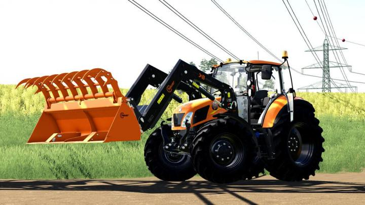 FS19 - New Holland T5 Utility Series V1.1