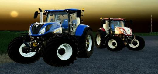 Photo of FS19 – New Holland T7 Series V1.3
