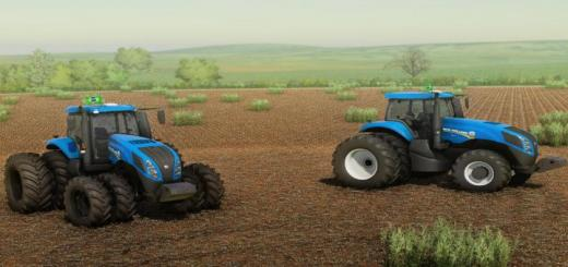 Photo of FS19 – New Holland T8 Series South America V1