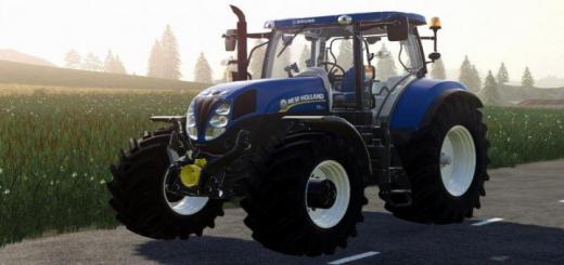 Photo of FS19 – New Holland Tier4A V1