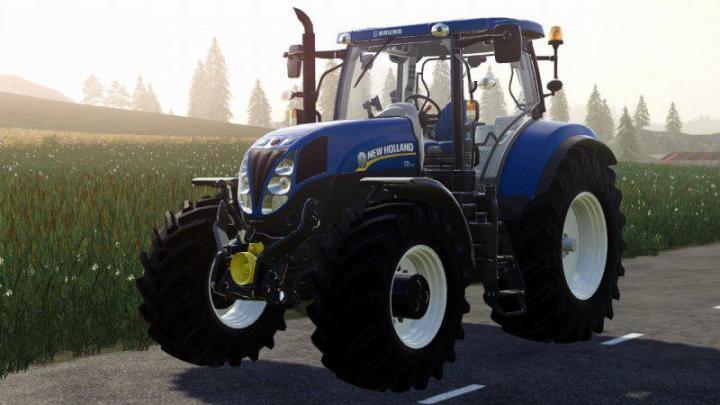 FS19 - New Holland Tier4A V1