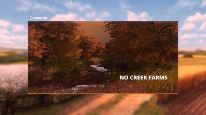 FS19 - No Creek Farms Map V2