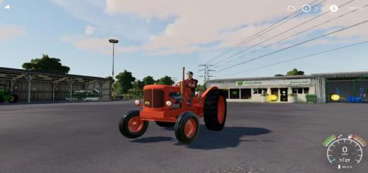 Photo of FS19 – Nuffield Pos V1