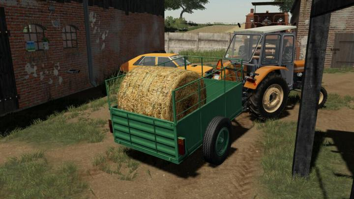 FS19 - Old Lizard Car Trailer Pack V1.3