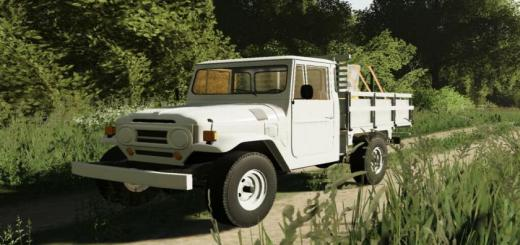 Photo of FS19 – Pickup 1969 Brazil V2