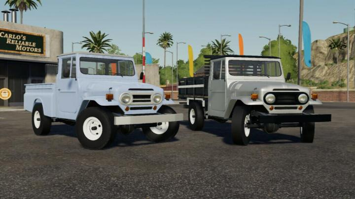 FS19 - Pickup 1969 Brazil V3
