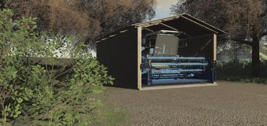 Photo of FS19 – Poland Shed V1