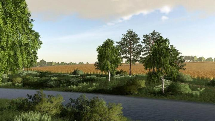 FS19 - Rassvet Map V1.0.0.1