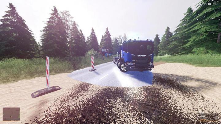 FS19 - Scania Metsakonelavetti V1