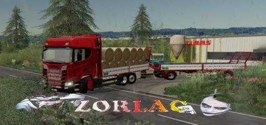Photo of FS19 – Scania S580Tr 6W V2