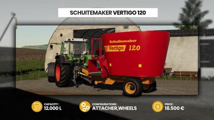 FS19 - Schuitemaker Vertigo Pack V1